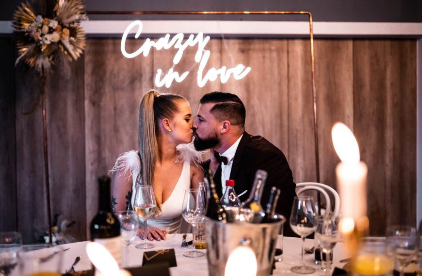 Piękny plenerowy ślub w Villa Omnia
